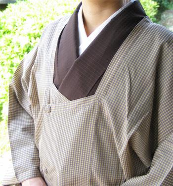 コート衿型参考写真