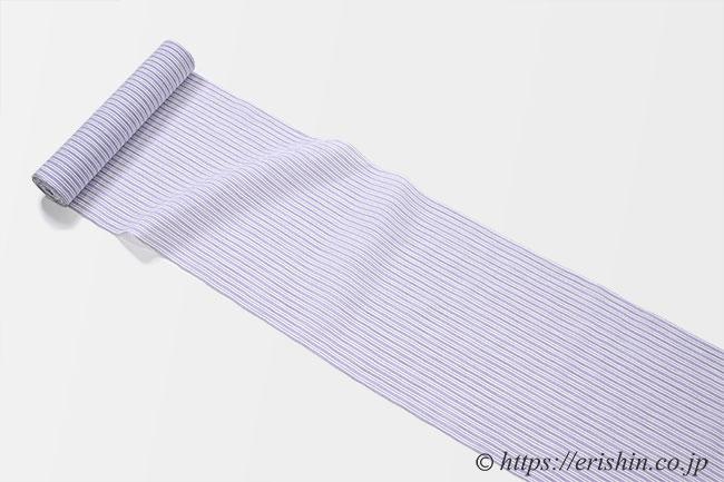 小千谷縮(縞)広巾