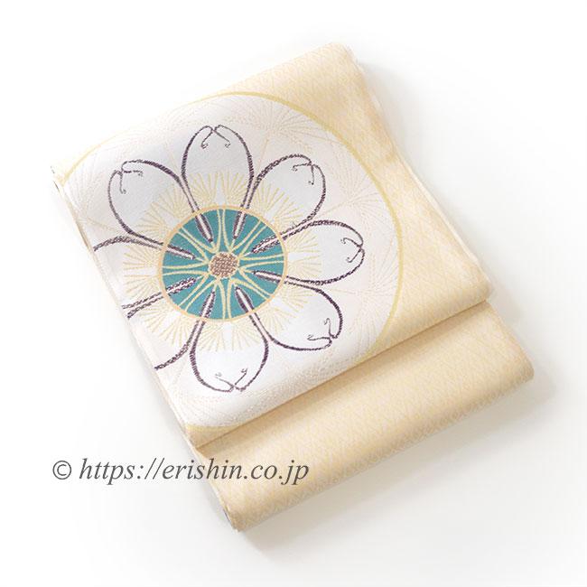 袋帯(ラ・レコルト) 洛風林