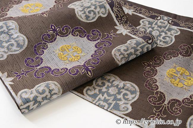 袋帯(イスラム華文)