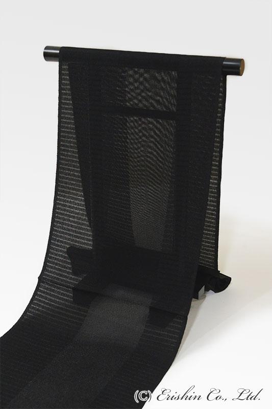 帯揚げ 喪服 絽 紗