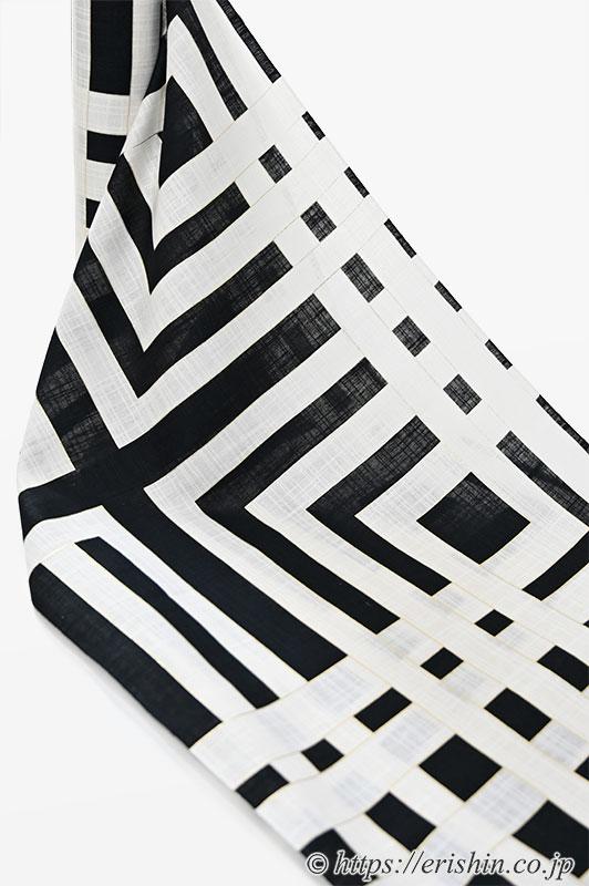 誉田屋源兵衛 浴衣(綿)広巾